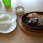 ちょこたきHOME - チーズインハンバーグ(980円)