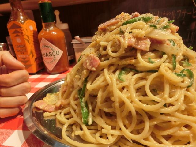 スパゲッティーのパンチョ 大宮店 - 盛り