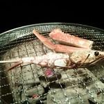 極上炭火海鮮 魚銭 -
