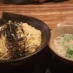 岩本屋 - 塩つけ麺