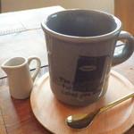 cafe スロープ - コーヒー・スロープブレンド(450円)