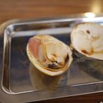 飯岡屋水産 - 料理写真:大はまぐり~☆