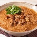 大腸麺線(ホルモンめんせん)