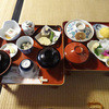 恵光院 - 料理写真:一人前のセット