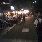 たっちゃん - 屋台通り