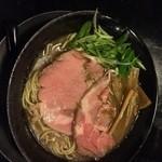 麺ジャラスK - 低温調理の肉が美味い!