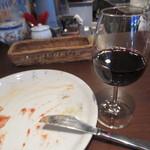 44528440 - 赤ワイン
