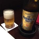 44528757 - 瓶ビール800円