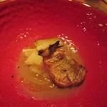 44528787 - 魚料理は秋が旬のカマスの料理です。