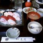 4453241 - 寿司♪