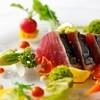 ウトコ オーベルジュ&スパ - 料理写真:夕食一例(鰹の黒潮イタリアン)