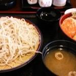 いばら - 蕎麦と天丼のランチ