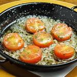 Barta - シラス&トマトのアヒージョ