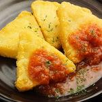 Barta - チーズ風味のハッシュポテト