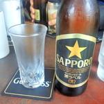 44533215 - サッポロ(小瓶)