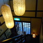 日田まぶし千屋 - 2階へ