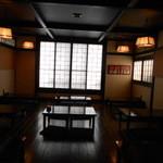 日田まぶし千屋 - 2階(座敷席)