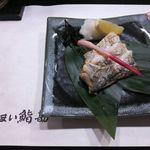 44535292 - 料理 つまみ・太刀魚 955円 (2015年11月)