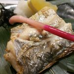 44535294 - 料理 つまみ・太刀魚 955円 (2015年11月)