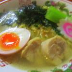 麺中夢中 - 鶏塩中華そば