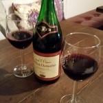 シュクランキッチン - ボトルワインに行きました