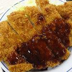 かつや - ソースカツ丼(竹)ロース120g650円