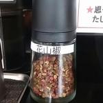 44538402 - シビレの花山椒(^w^)
