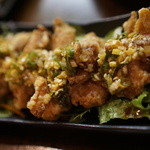 ハマチョウ - 油淋鶏