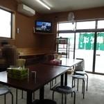 ケンちゃんラーメン - 店内