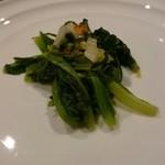 SESSION - 本日の野菜の腐乳炒め