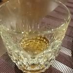 SESSION - 紹興酒も頂きました