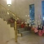 SESSION - エントランス 階段またはエレベーターで2階へ