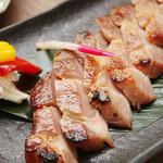 いべりこ豚の味噌漬焼