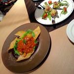 44539976 - アボカド料理