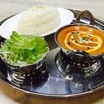 シカール - 料理写真:平日限定ワンコインランチ