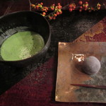 茶の葉 - 抹茶のセット  756円
