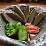 八尾蒲鉾 - ☆蟹味噌しんじょう(#^.^#)☆
