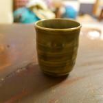 竹邑庵太郎敦盛 - お茶