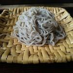 44545217 - 手挽き蕎麦♪
