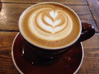 モーメント コーヒー - 福岡市で一台しかないマシンでつくられたエスプレッソがベースになってます。