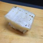 福寿司 - たいらぎ貝