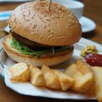 バーガーランド - てりやきバーガー