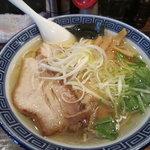 らぁめん大山 - 塩細麺¥700
