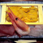 mihashiya - 刺身定食の刺身です