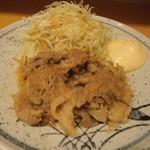 田うち - 豚生姜焼き