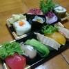 彌助すし - 料理写真:ひたんすし(地場産野菜・果物のにぎり)