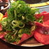 天晴 - 料理写真:ネギ塩タン(¥1200)