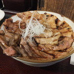 とんたん - 豚丼(2015年10月)