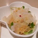 香家 - 白きくらげのサラダ