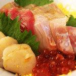 44552077 - 海鮮丼(並)